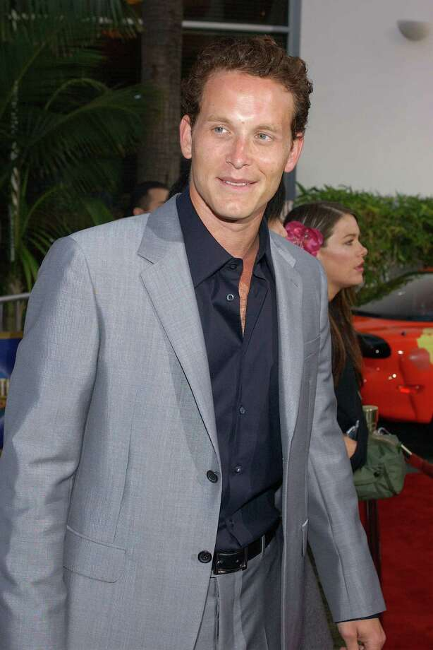 Cole Hauser, pictured June 3, 2003 at Universal Studios, Hollywood. Photo: Vince Bucci, Getty Images / 2003 Getty Images