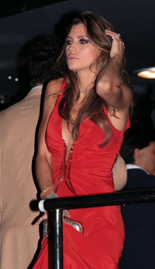 CANNES, FRANCE - MAY 22: Claudia Galanti attending the Roberto Cavalli the Yacht Party during The 66th Annual Cannes Film Festival on May 22, 2013 in Cannes, France. (Photo by Mark Robert Milan/FilmMagic)
