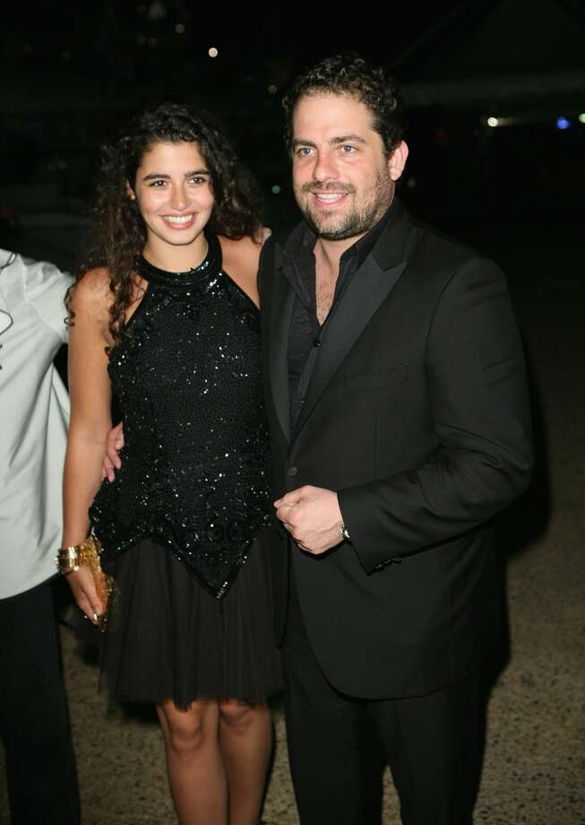 CANNES, FRANCE - MAY 20:  Producer Brett Ratner(R) and guest attend Roberto Cavalli's Yacht Party during the 60th International Cannes Film Festival on May 20, 2007 in Cannes, France.  (Photo by Chad Buchanan/Getty Images)