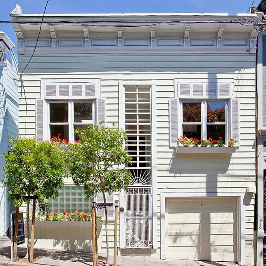 476 Hickory St., $950,000, Hayes Valley/S.F. Photo: OpenHomesPhotography.com