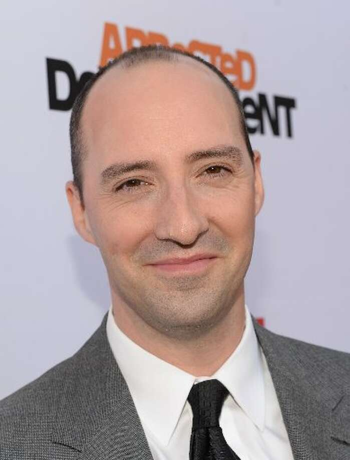 Tony Hale (Buster Bluth):  •Co-starred with Arrested Development guest star Andy Richter on Andy Barker, P.I. (2007) •guest starred as Emmett Milbarge on Chuck (2008) •co-stars with Arrested Development guest star Julia Louis-Drefyus on Veep (2012-present)