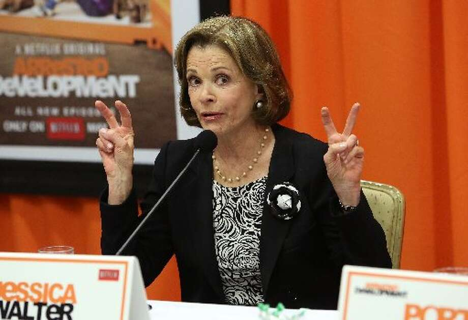 Jessica Walter (Lucille Bluth): •Co-starred in one season of 90210 (2008-2009) •voice work on Archer with Arrested Development husband Jeffrey Tambor, son-in-law David Cross and co-star Judy Greer (2009 - present)