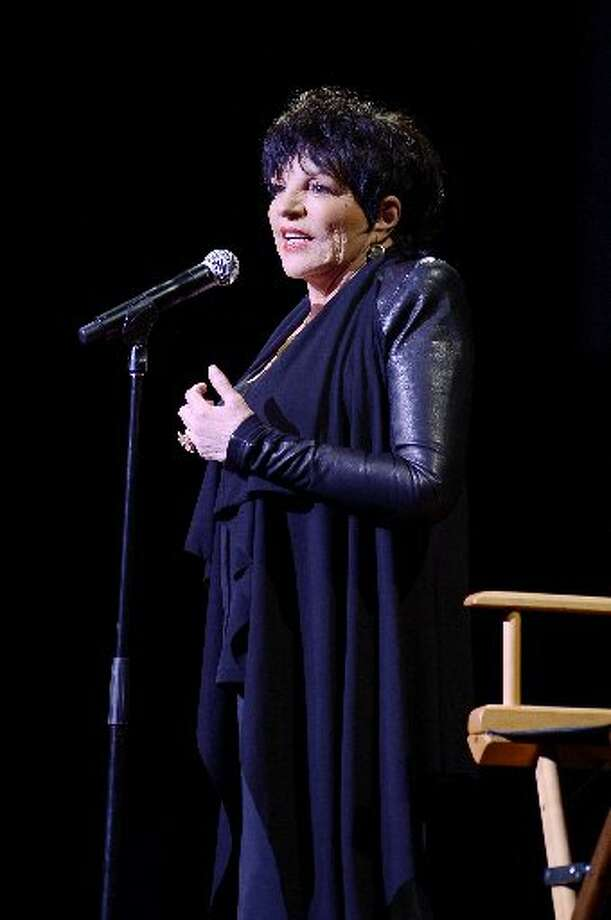 Liza Minnelli (Lucille Austero): •	Appeared as herself in Sex and the City 2 (2010)  •	and an episode of Smash (2013)