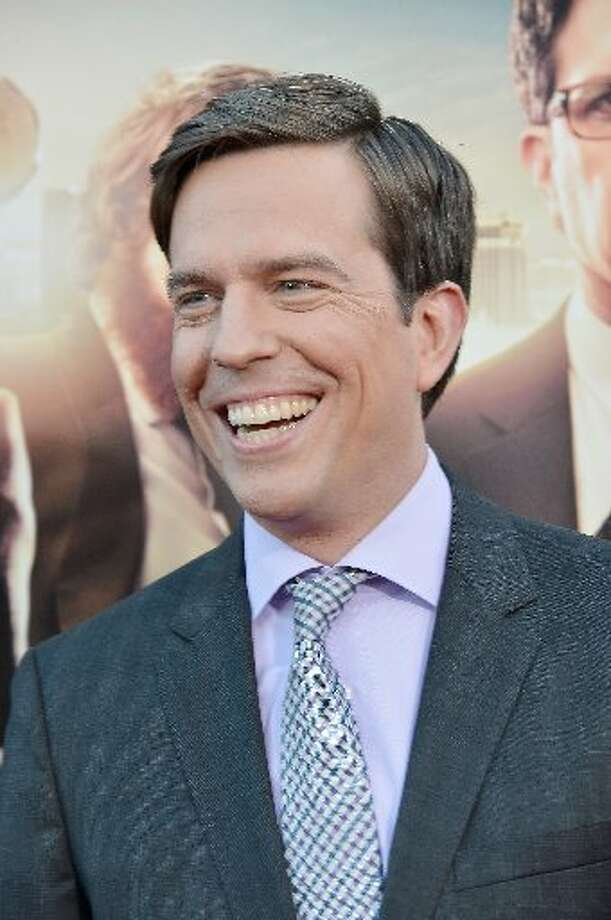 Ed Helms (James Carr): •	Starred as Andy Bernard on The Office (2006-2013) •	Appeared in Semi-Pro with Arrested Development co-stars Jason Bateman and Ben Stiller (2008) •	Night at the Museum: Battle at the Museum with Arrested Development co-star Ben Stiller (2009) •	The Hangover (2009) and The Hangover, Part II (2011) with Arrested Development co-star Jeffrey Tambor •	appeared in Children's Hospital with Arrested Development co-stars Henry Winkler and Rob Corddry (2008-2010) •	starred in Cedar Rapids with Arrested Development co-star Alia Shawkat (2011)  •	and will star in The Hangover, Part III with Arrested Development co-star Jeffrey Tambor .