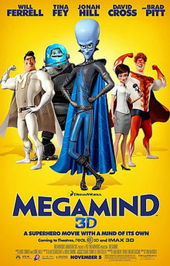Megamind: David Cross Ben Stiller