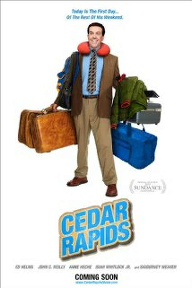 Cedar Rapids: Alia Shawkat Ed Helms