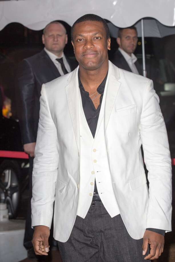 CANNES, FRANCE - MAY 22:  Actor Chris Tucker attends the 'Roberto Cavalli Yacht  Party' in the Cannes harbour during the 66th Annual Cannes Film Festival on May 22, 2013 in Cannes, France.  (Photo by Marc Piasecki/FilmMagic)