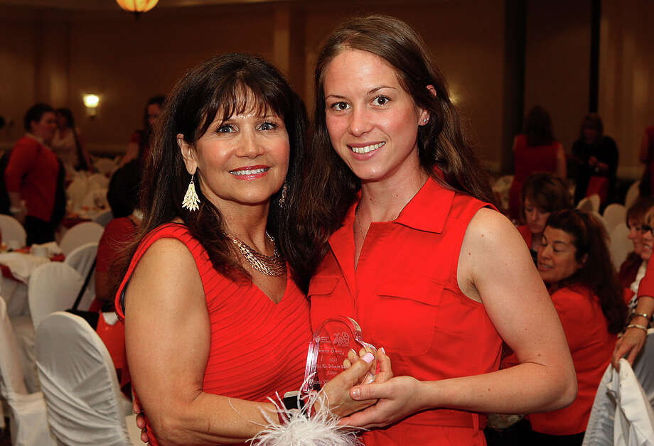 Were you Seen at the American Heart Association's Go Red for Women Luncheon at the Albany Marriott in Colonie on Thursday, May 23, 2013? Photo: Joe Putrock/Special To The Times Union