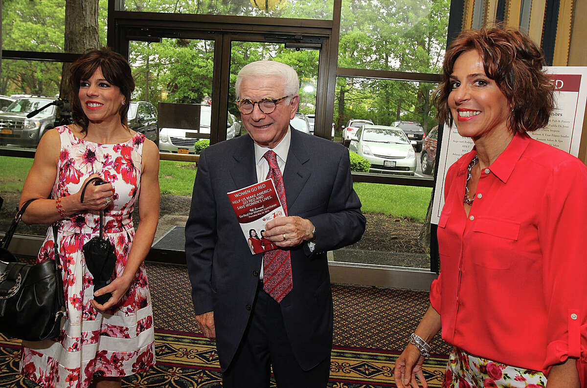 Were you Seen at the American Heart Association's Go Red for Women Luncheon at the Albany Marriott in Colonie on Thursday, May 23, 2013?