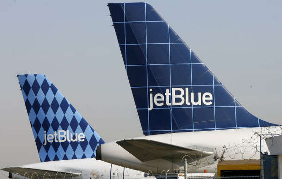 """JetBlueDavid Neeleman, JetBlue founder, relied on his Mormon background. """"People do a better job if they respect the leader of the company. I learned that on my mission--the value of people and how to truly appreciate them,"""" he said. Photo: Rick Maiman, ASSOCIATED PRESS"""