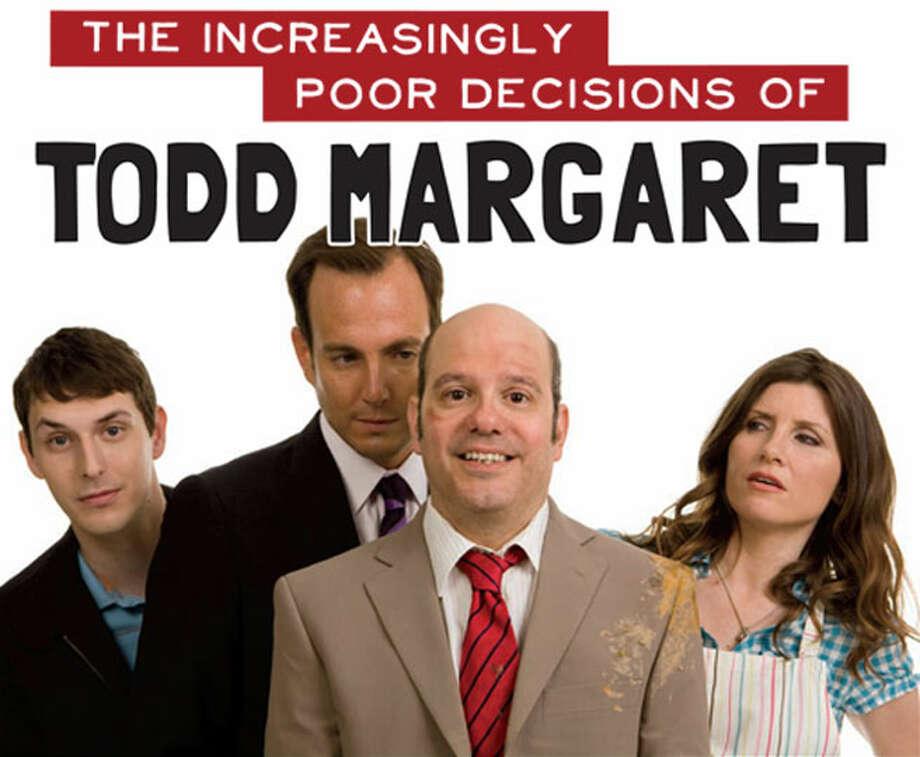 Increasingly Poor Decision of Todd Margaret: David Cross Will Arnett