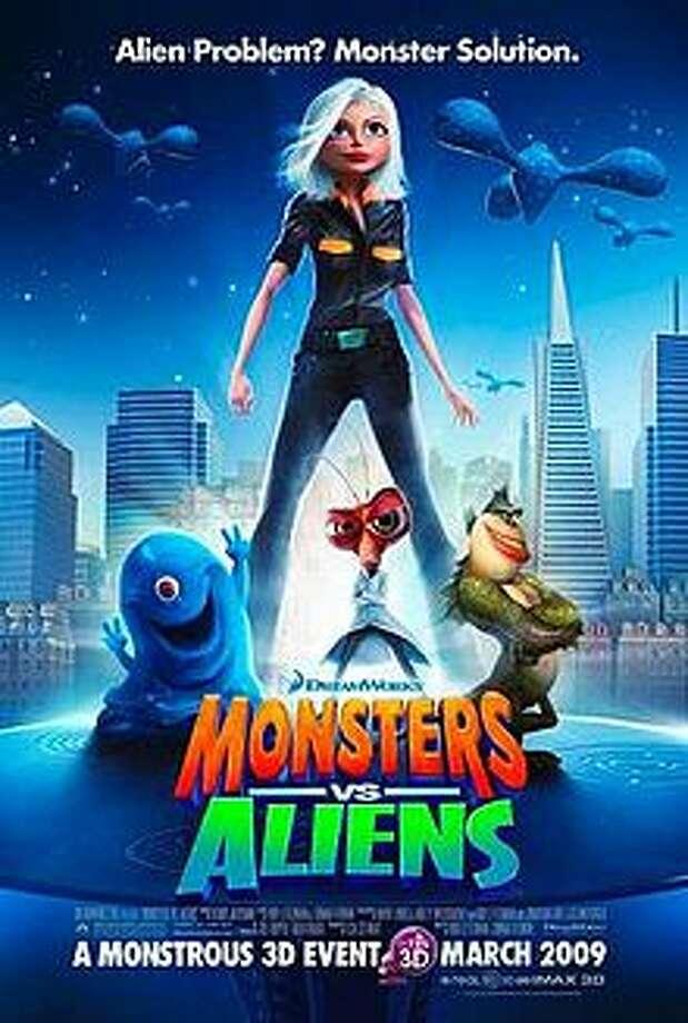 Monsters vs. Aliens: Will Arnett Jeffrey Tambor Ed Helms Amy Poehler