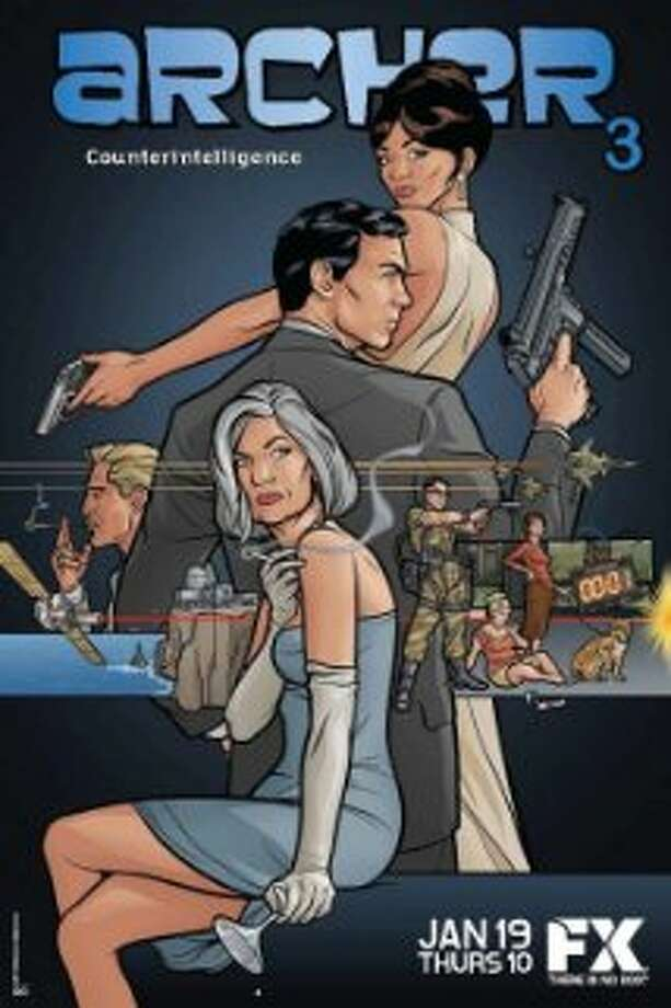 Archer: Jeffrey Tambor Jessica Walter David Cross Judy Greer