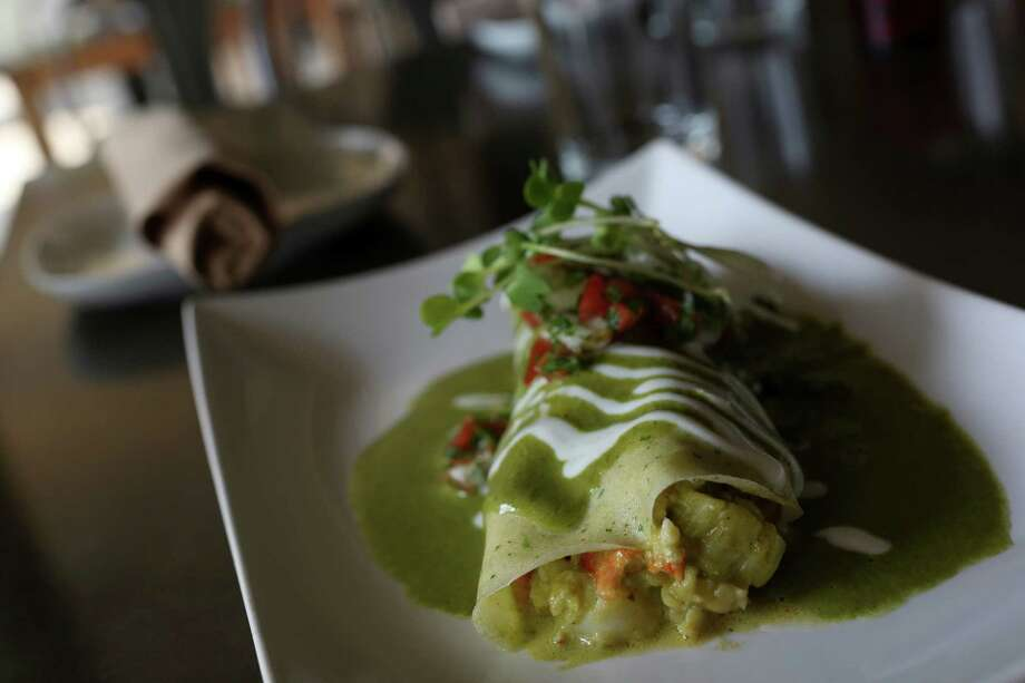 Lobster Soft Taco at Arcade Midtown Kitchen at The Pearl in San Antonio on Tuesday, May 21, 2013. Photo: Lisa Krantz, San Antonio Express-News / San Antonio Express-News