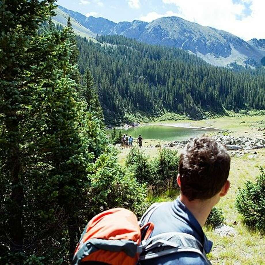 Williams Lake, Taos, NM