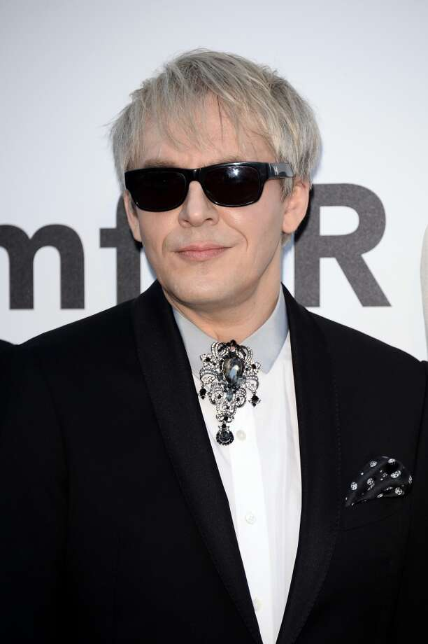 CAP D'ANTIBES, FRANCE - MAY 23: Nick Rhodes of Duran Duran attends amfAR's 20th Annual Cinema Against AIDS during The 66th Annual Cannes Film Festival at Hotel du Cap-Eden-Roc on May 23, 2013 in Cap d'Antibes, France.  (Photo by Venturelli/WireImage)