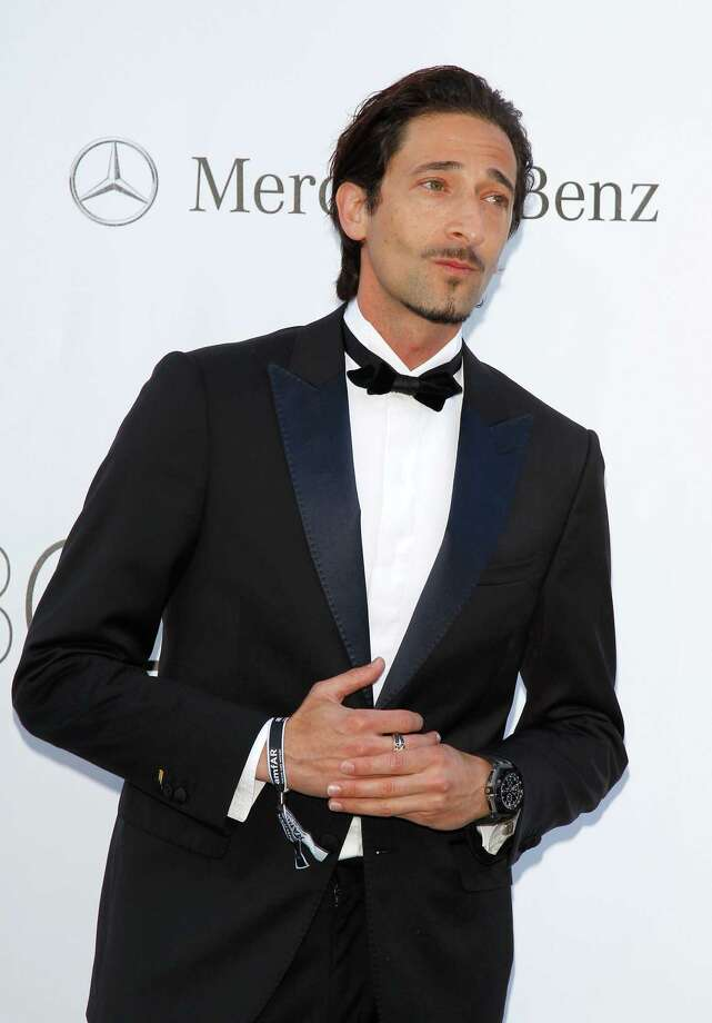 CAP D'ANTIBES, FRANCE - MAY 24:  Actor Adrien Brody arrives at the 2012 amfAR's Cinema Against AIDS during the 65th Annual Cannes Film Festival at Hotel Du Cap on May 24, 2012 in Cap D'Antibes, France. Photo: Andreas Rentz, Getty Images / 2012 Getty Images