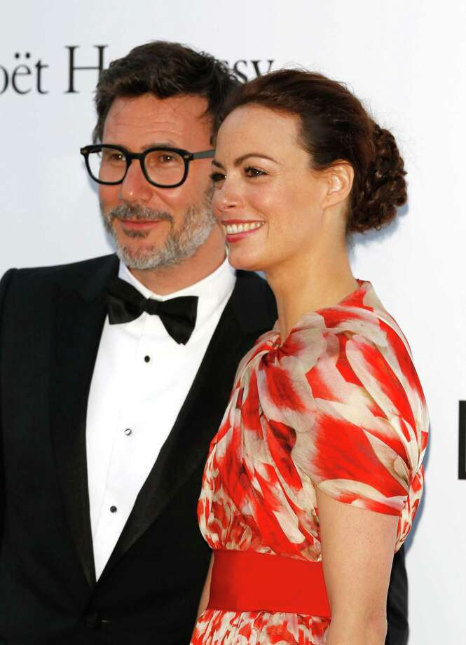 CAP D'ANTIBES, FRANCE - MAY 24:  (L-R) Director Michel Hazanavicius and actress Berenice Bejo arrive at the 2012 amfAR's Cinema Against AIDS during the 65th Annual Cannes Film Festival at Hotel Du Cap on May 24, 2012 in Cap D'Antibes, France. Photo: Andreas Rentz, Getty Images / 2012 Getty Images