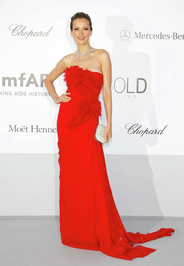 CAP D'ANTIBES, FRANCE - MAY 24:  Actress and model Petra Nemcova arrives at the 2012 amfAR's Cinema Against AIDS during the 65th Annual Cannes Film Festival at Hotel Du Cap on May 24, 2012 in Cap D'Antibes, France. Photo: Andreas Rentz, Getty Images / 2012 Getty Images