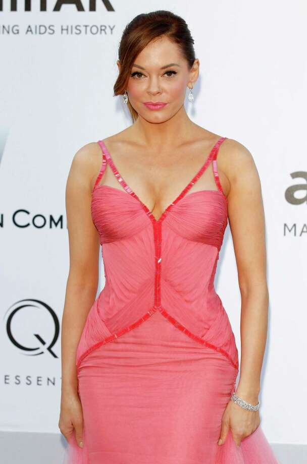 CAP D'ANTIBES, FRANCE - MAY 24: Actress Rose McGowan arrives at the 2012 amfAR's Cinema Against AIDS during the 65th Annual Cannes Film Festival at Hotel Du Cap on May 24, 2012 in Cap D'Antibes, France. Photo: Andreas Rentz, Getty Images / 2012 Getty Images