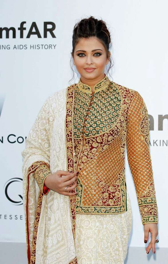 CAP D'ANTIBES, FRANCE - MAY 24:  Actress Aishwarya Rai Bachchan arrives at the 2012 amfAR's Cinema Against AIDS during the 65th Annual Cannes Film Festival at Hotel Du Cap on May 24, 2012 in Cap D'Antibes, France. Photo: Andreas Rentz, Getty Images / 2012 Getty Images