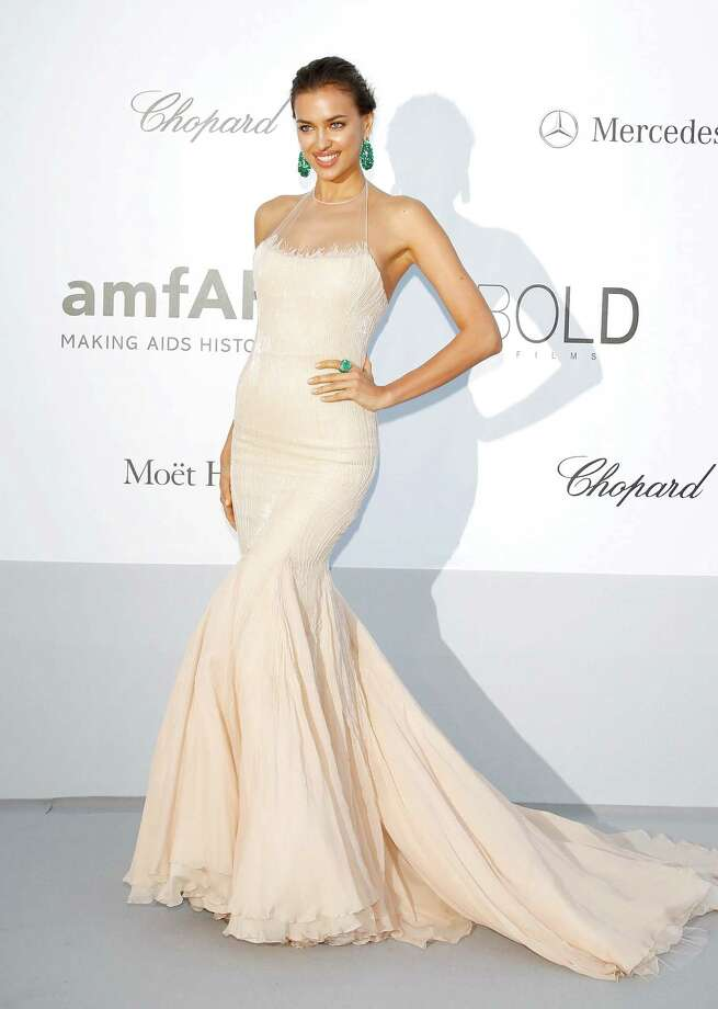 CAP D'ANTIBES, FRANCE - MAY 24:  Model Irina Shayk arrives at the 2012 amfAR's Cinema Against AIDS during the 65th Annual Cannes Film Festival at Hotel Du Cap on May 24, 2012 in Cap D'Antibes, France. Photo: Andreas Rentz, Getty Images / 2012 Getty Images