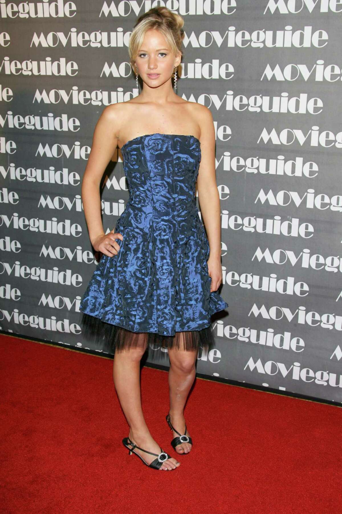Age 16: At the 15th annual Movieguide Faith and Values Awards in Beverly Hills, Calif., Feb. 20, 2007.