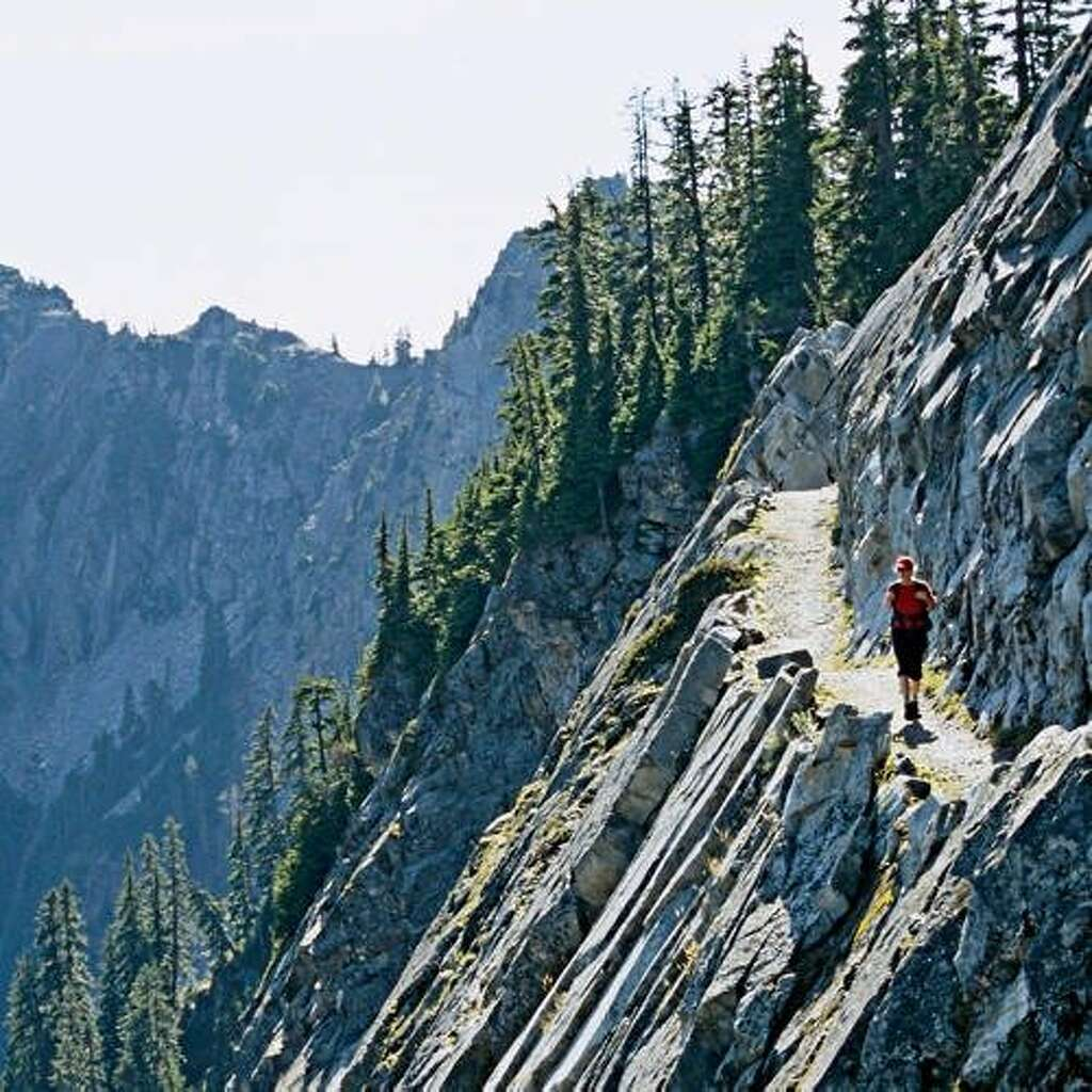 Low snow makes this the best year to hike Pacific Crest Trail  SFGate