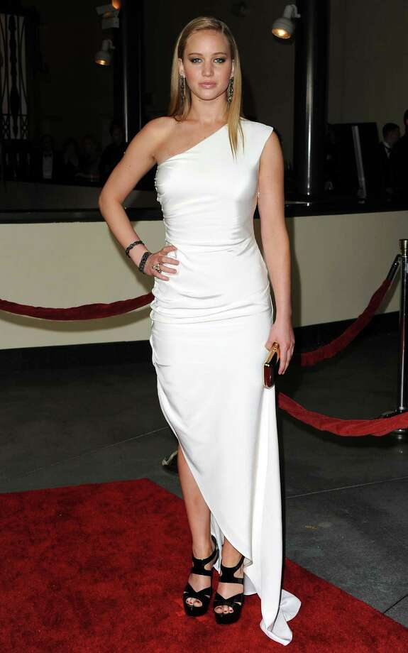 At the 63rd annual DGA Awards on Jan. 29, 2011 in Hollywood, Calif., wearing Prabal Gurung. Photo: Jon Kopaloff, FilmMagic / 2011 Jon Kopaloff