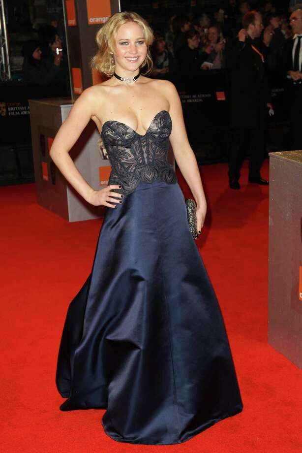 At the Orange British Academy Film Awards 2011 on Feb. 13, 2011 in London, wearing Stella McCartney. Photo: Dave Hogan, Getty Images / 2011 Getty Images