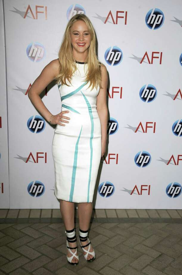 At the 2010 AFI Awards on Jan. 14, 2011 in Los Angeles, wearing Prabal Gurung. Photo: Steve Granitz, WireImage / 2011 Steve Granitz