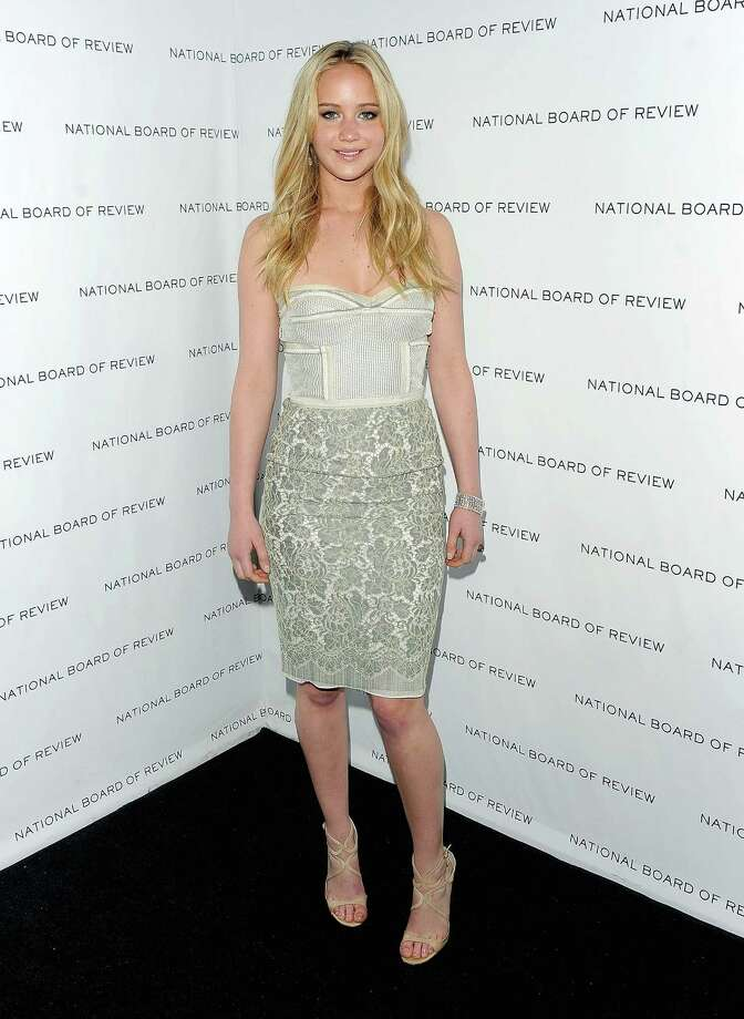 At the 2011 National Board of Review of Motion Pictures Gala on Jan. 11, 2011 in New York, wearing Proenza Schouler. Photo: Jemal Countess, FilmMagic / 2011 FilmMagic