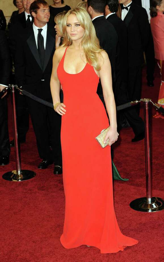 In Calvin Klein at the 83rd annual Academy Awards on Feb. 27, 2011 in Los Angeles. Photo: Jeff Kravitz, FilmMagic / 2011 Jeff Kravitz