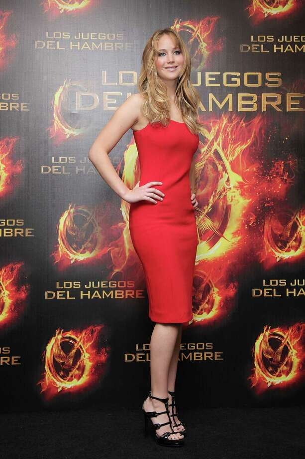 """At a photocall and press conference to promote """"The Hunger Games (Los Juegos Del Hambre)"""" on Feb. 16, 2012 in Mexico City. Photo: Victor Chavez, WireImage / 2012 Victor Chavez"""