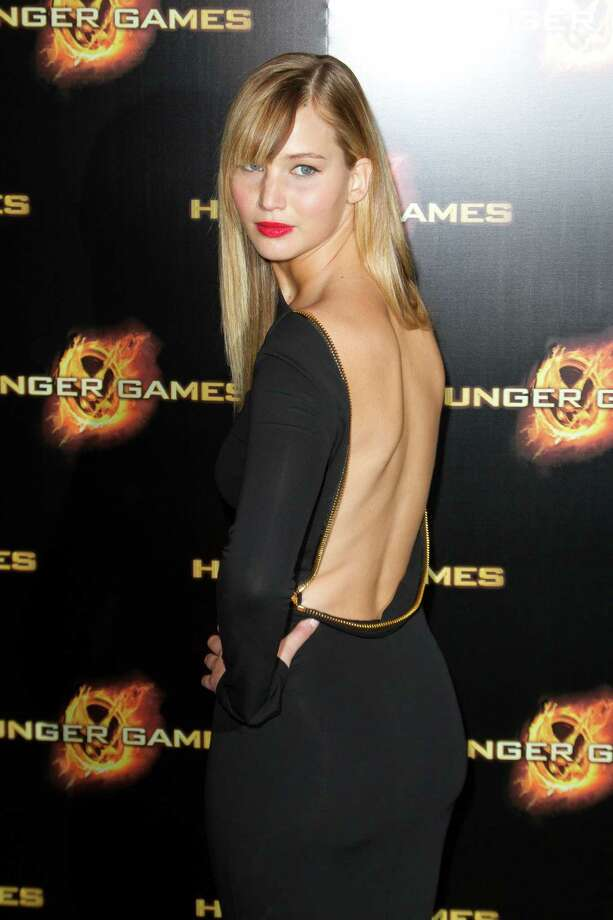 "At ""The Hunger Games"" Paris premiere on March 15, 2012. Photo: Marc Piasecki, WireImage / 2012 Marc Piasecki"