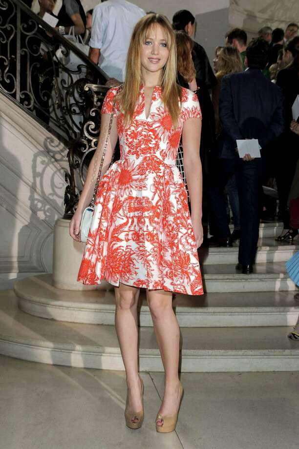 At the Christian Dior haute couture show as part of Paris Fashion Week on July 2, 2012 in Paris. Photo: Pascal Le Segretain, Getty Images / 2012 Getty Images