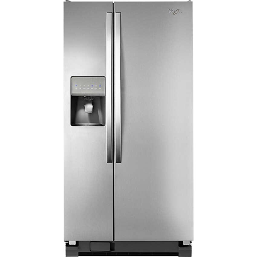 Whirlpool, side-by-side refrigerator, 22 cubic feet, Energy Star certified: $1,999.99
