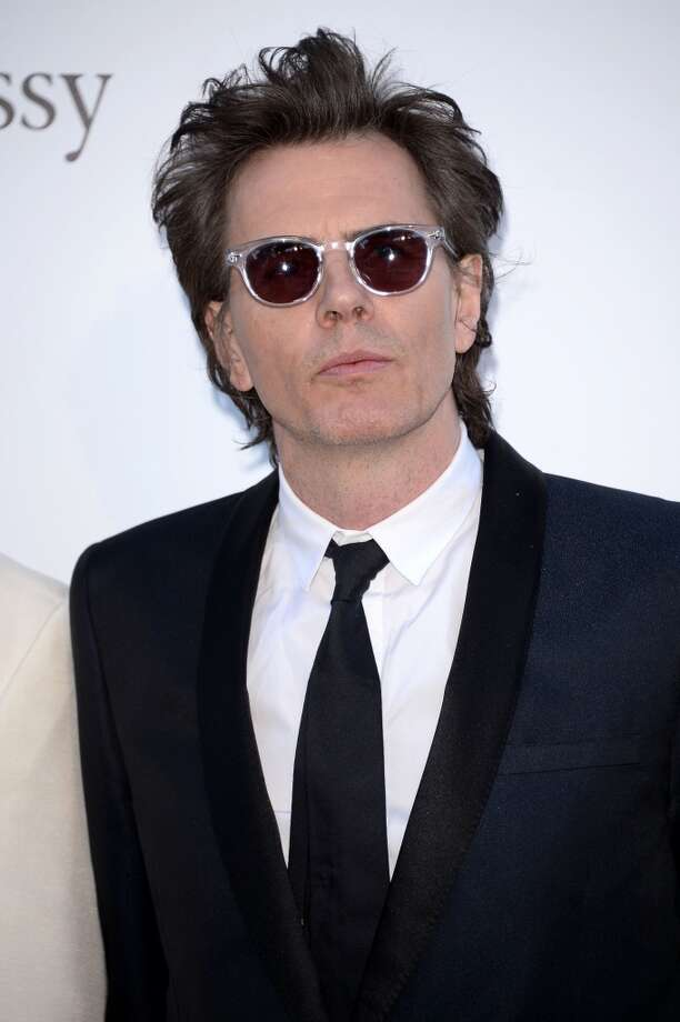 CAP D'ANTIBES, FRANCE - MAY 23:  John Taylor of Duran Duran attends amfAR's 20th Annual Cinema Against AIDS during The 66th Annual Cannes Film Festival at Hotel du Cap-Eden-Roc on May 23, 2013 in Cap d'Antibes, France.  (Photo by Venturelli/WireImage)