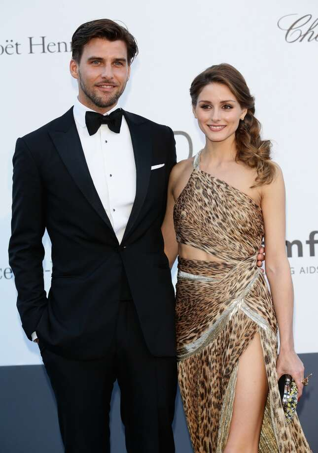 CAP D'ANTIBES, FRANCE - MAY 23:  Johannes Huebl and Olivia Palermo attend amfAR's 20th Annual Cinema Against AIDS during The 66th Annual Cannes Film Festival at Hotel du Cap-Eden-Roc on May 23, 2013 in Cap d'Antibes, France.  (Photo by Vittorio Zunino Celotto/French Select via Getty Images)