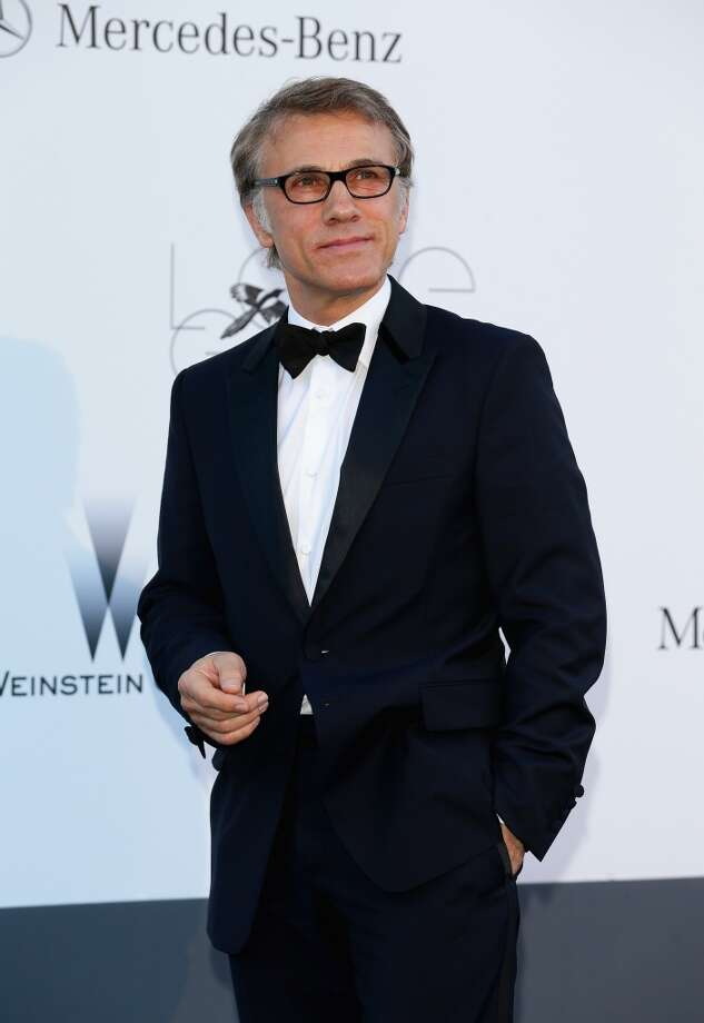CAP D'ANTIBES, FRANCE - MAY 23:  Actor Christoph Waltz attends amfAR's 20th Annual Cinema Against AIDS during The 66th Annual Cannes Film Festival at Hotel du Cap-Eden-Roc on May 23, 2013 in Cap d'Antibes, France.  (Photo by Vittorio Zunino Celotto/French Select via Getty Images)