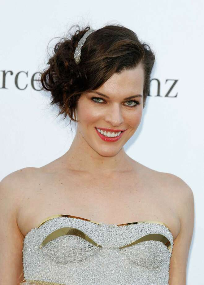 CAP D'ANTIBES, FRANCE - MAY 24:  Actress Milla Jovovich arrives at the 2012 amfAR's Cinema Against AIDS during the 65th Annual Cannes Film Festival at Hotel Du Cap on May 24, 2012 in Cap D'Antibes, France. Photo: Andreas Rentz, Getty Images / 2012 Getty Images