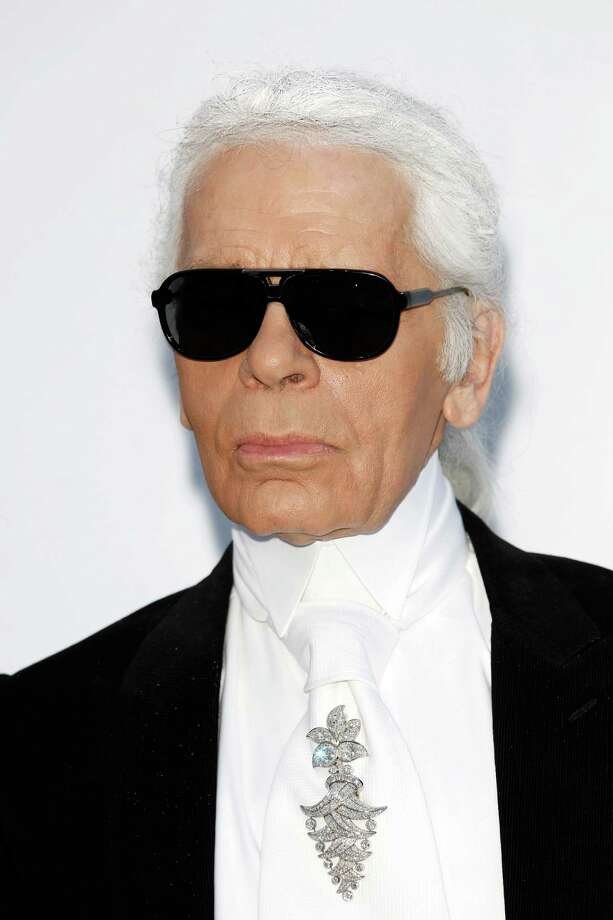 CAP D'ANTIBES, FRANCE - MAY 24:  Designer Karl Lagerfeld arrives at the 2012 amfAR's Cinema Against AIDS during the 65th Annual Cannes Film Festival at Hotel Du Cap on May 24, 2012 in Cap D'Antibes, France. Photo: Andreas Rentz, Getty Images / 2012 Getty Images