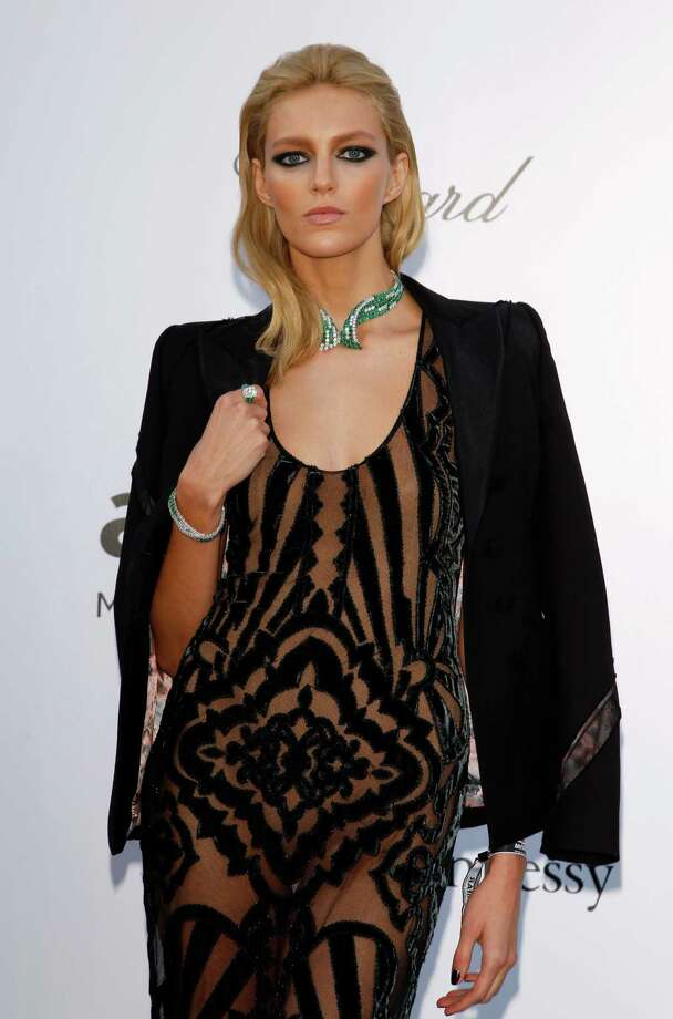 CAP D'ANTIBES, FRANCE - MAY 24:  Model Anja Rubik arrives at the 2012 amfAR's Cinema Against AIDS during the 65th Annual Cannes Film Festival at Hotel Du Cap on May 24, 2012 in Cap D'Antibes, France. Photo: Andreas Rentz, Getty Images / 2012 Getty Images