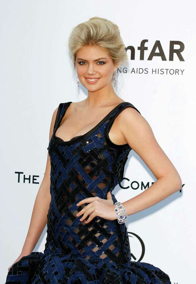CAP D'ANTIBES, FRANCE - MAY 24:  Model Kate Upton arrives at the 2012 amfAR's Cinema Against AIDS during the 65th Annual Cannes Film Festival at Hotel Du Cap on May 24, 2012 in Cap D'Antibes, France. Photo: Andreas Rentz, Getty Images / 2012 Getty Images
