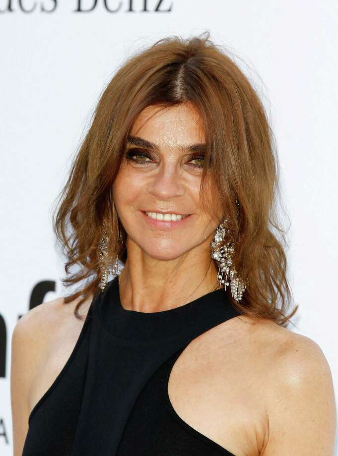 CAP D'ANTIBES, FRANCE - MAY 24:  Carine Roitfeld arrives at the 2012 amfAR's Cinema Against AIDS during the 65th Annual Cannes Film Festival at Hotel Du Cap on May 24, 2012 in Cap D'Antibes, France. Photo: Andreas Rentz, Getty Images / 2012 Getty Images