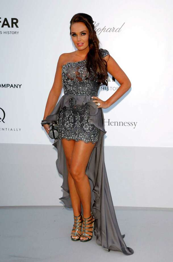 CAP D'ANTIBES, FRANCE - MAY 24:   Tamara Ecclestone arrives at the 2012 amfAR's Cinema Against AIDS during the 65th Annual Cannes Film Festival at Hotel Du Cap on May 24, 2012 in Cap D'Antibes, France. Photo: Andreas Rentz, Getty Images / 2012 Getty Images