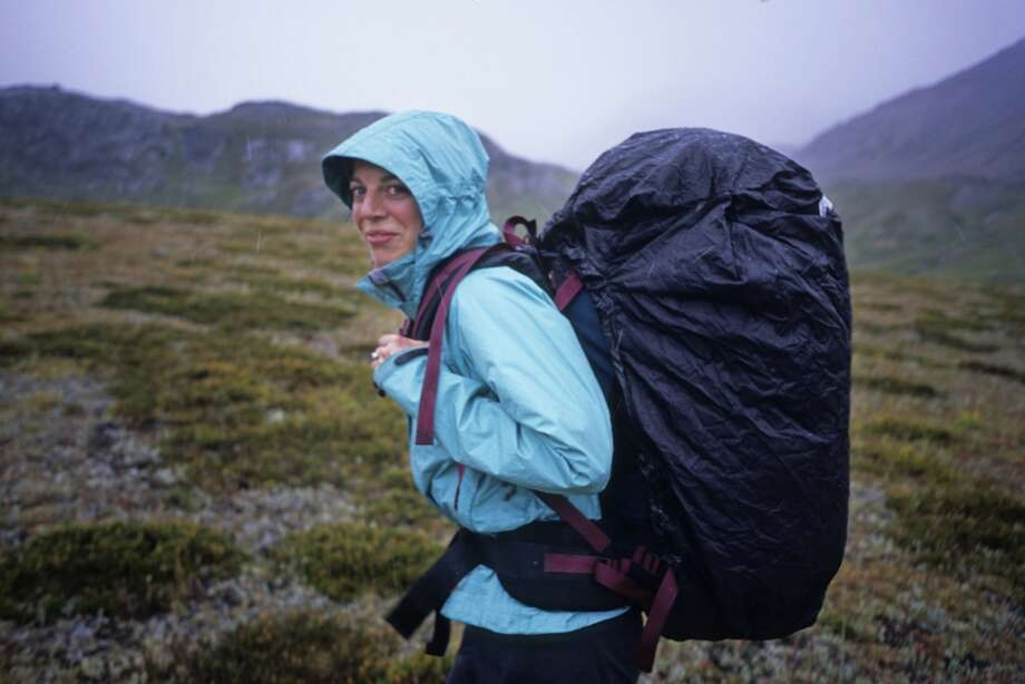 But there's this: People in Washington know Gore-Tex and a big blue tarp are essential. There is lots to do in the outdoors but often in the rain