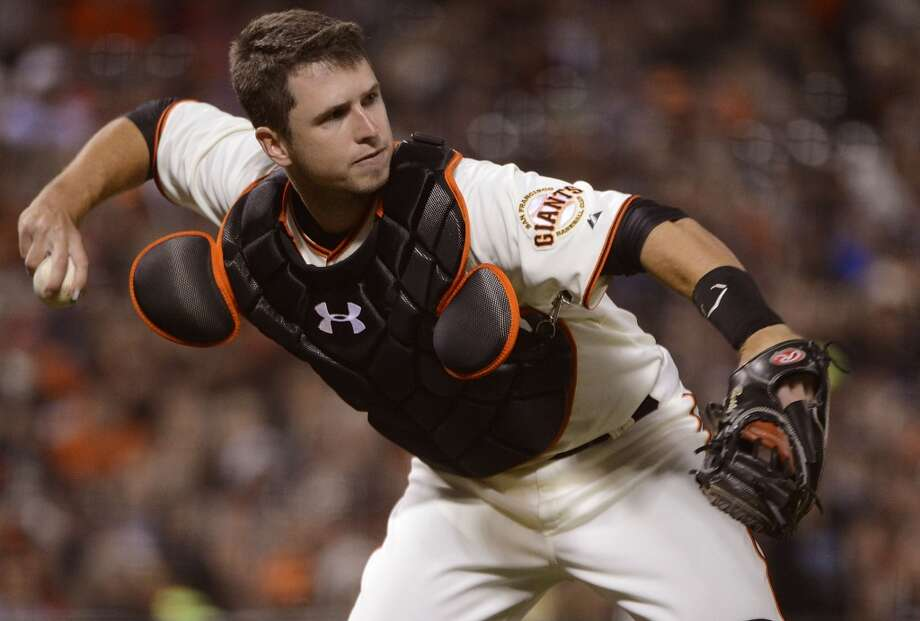Buster Posey:  It may be impossible for the reigning NL MVP to follow his own act in 2012, but a quiet poise and stellar slugging percentage have earned him a reputation as the leader of the Giants. At this point, it's hard to find a fan — of any team —who wouldn't list him as a favorite.