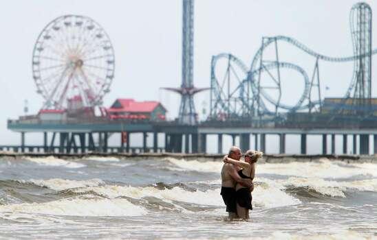 Texas Beaches Tank In Quality Houston Chronicle