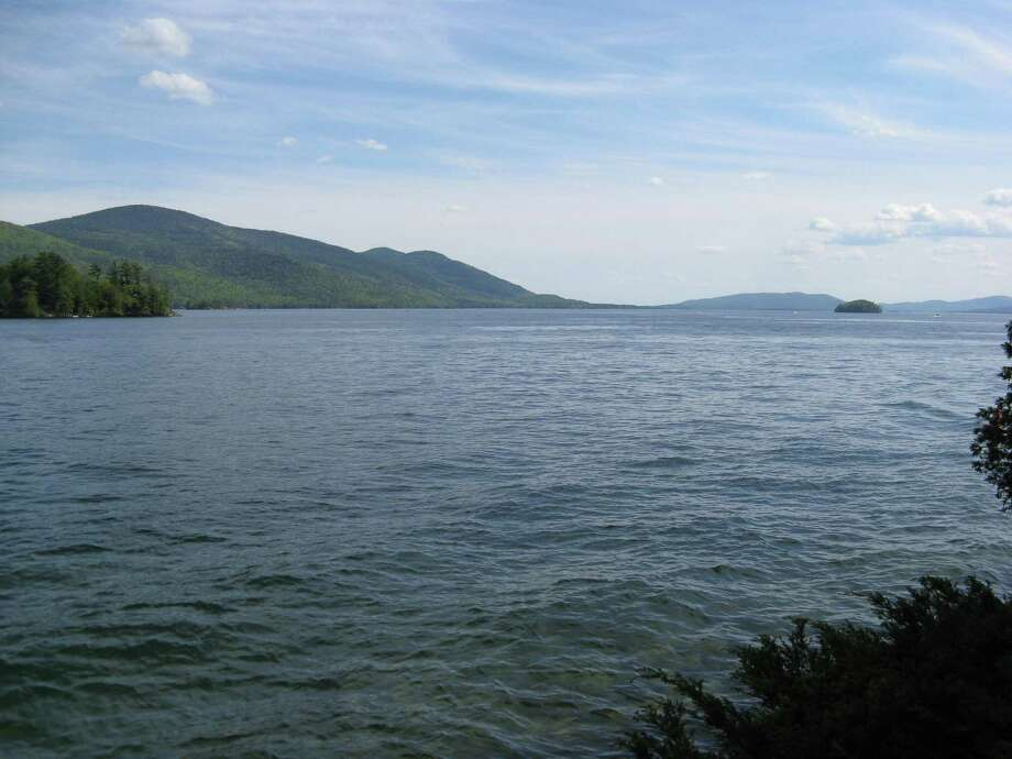 Southern Lake George from Montcalm Point. (Herb Terns/Times Union) Photo: Picasa